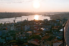 Golden Horn Royalty Free Stock Images