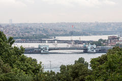 Golden Horn Istanbul Stock Photos