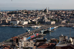 Golden Horn Istanbul Stock Images