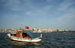 Golden Horn (Istanbul, Turkey) Stock Photos