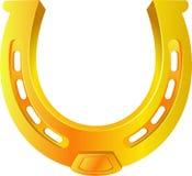 Golden Horseshoe Stock Photo