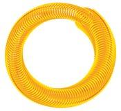 Golden hose Royalty Free Stock Photos
