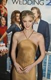 Golden Ingenue, Elena Kampouris Royalty Free Stock Photos