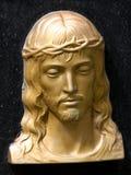 Golden Jesus Royalty Free Stock Photos