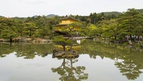 Golden Kinkaku-ji Stock Photos