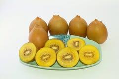 Golden Kiwi Stock Image