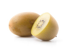 Golden Kiwi fruit Royalty Free Stock Images