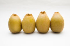 Golden kiwis Royalty Free Stock Image