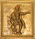 Golden Krishna Royalty Free Stock Images
