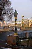 golden lanterns Στοκ Εικόνα