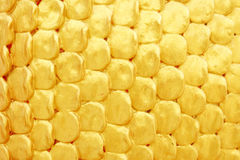 Golden layer texture Stock Photos
