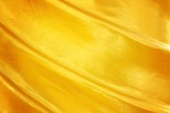 Golden layer texture Stock Photo