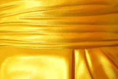 Golden layer texture Royalty Free Stock Images