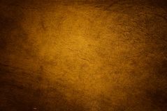 Golden leather Royalty Free Stock Photography