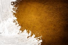 Golden leather Royalty Free Stock Photo