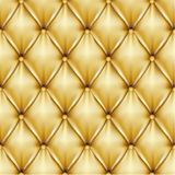 Golden leather Stock Photo