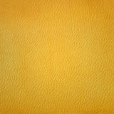 Golden leather texture Stock Photography