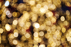 Golden light background Royalty Free Stock Image