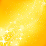 Golden Light Background Royalty Free Stock Photography