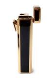 Golden lighter Royalty Free Stock Image