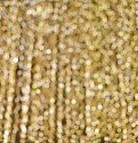 Golden lights Royalty Free Stock Photos