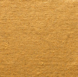 Golden linen texture for background Royalty Free Stock Photo