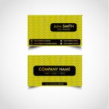 Golden Luxury Business Card Templates, Vector. Golden Luxury Business Card Templates,Vector, Illustration Stock Images