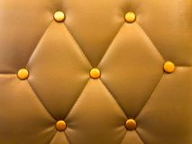 Golden luxury leather texture old skin. Background Royalty Free Stock Photo
