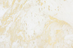 Golden Marbled Rice Paper Background Stock Photography