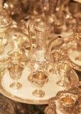 Golden market in Dubai Royalty Free Stock Photos