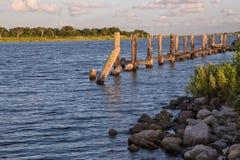 Golden Meadow, Louisiana Royalty Free Stock Photos