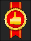 Best Choice Medal Royalty Free Stock Photography