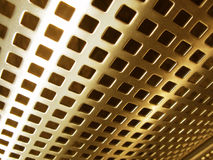 Golden mesh Stock Photos