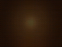 Golden Mesh Royalty Free Stock Photos