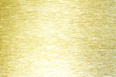 Golden metal brass scratched background texture Royalty Free Stock Photos