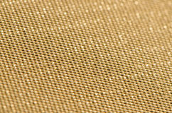 Golden metal plate Royalty Free Stock Photo