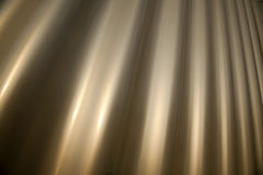 Wavy Metal Background Royalty Free Stock Photos