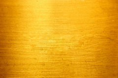 Golden metal (Texture) Royalty Free Stock Photos