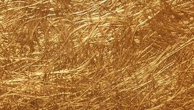 Golden background stock photography