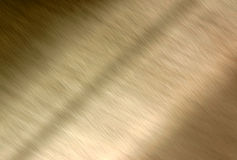 Golden metallic background blur. Royalty Free Stock Image