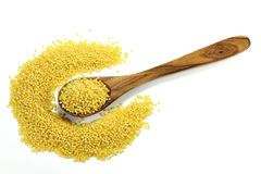 Golden millet Royalty Free Stock Photography