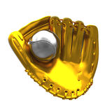 Golden mitt Stock Photos