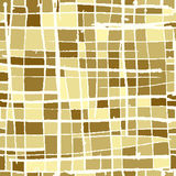 Golden Mosaic Background Royalty Free Stock Images