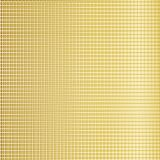Golden mosaic vector background. Royalty Free Stock Photography