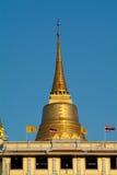 The Golden Mount in Bangkok Stock Image