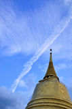 Golden Mount in Bangkok Royalty Free Stock Images