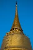 Golden Mount. Stupa on the top of Golden Mount, Wat Sraket, Bangkok, Thailand Royalty Free Stock Photo