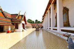 Golden Mount Temple Stock Photos
