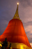 Golden Mount Temple Royalty Free Stock Photo