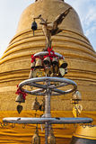 Golden Mount Temple (Wat Sakate), Stock Images
